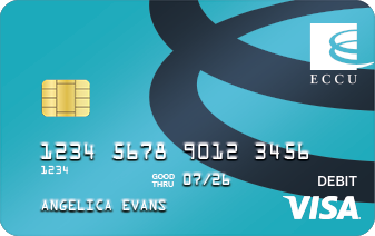 ECCU Visa Check Card