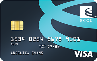 Visa personal credit card
