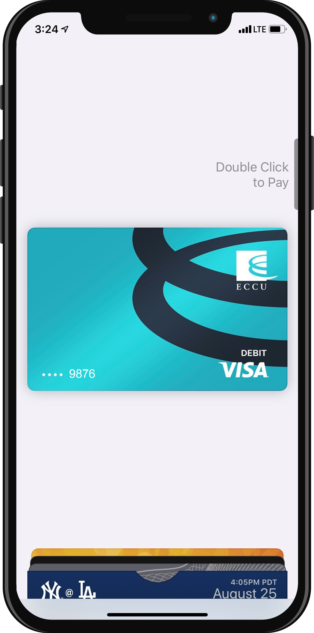 Apple Pay ECCU