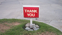 Nine Clever Ways to Thank Your Donors