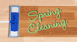 No Mop Required: Your Financial House Needs a Spring Clean, Too