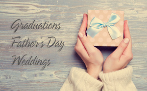 Dads, Grads and Newlyweds, Oh My! How to Budget for the Perfect Gift