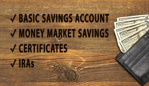 The Four Types of Savings Accounts Everyone Needs