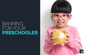 How to Introduce Your Preschooler to Money and Banking