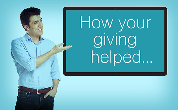 PART 2: How to Talk about Year-End Giving Results