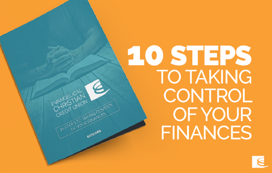 10 Steps to Taking Control of Your Finances