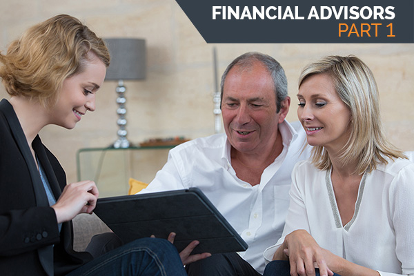 Why should you work with a financial advisor?