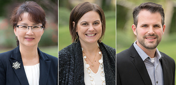ECCU Promotes Three Directors to Lead Key Initiatives in 2017