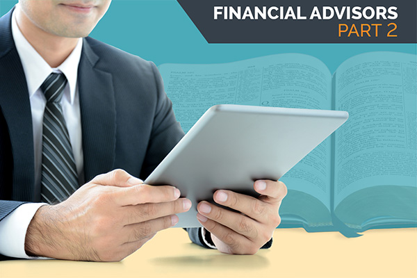 Why should you work with a Christian financial advisor?