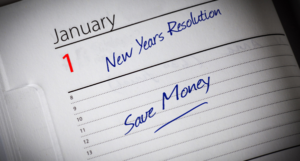 New Year's Resolutions for Your Money? It's a Good Idea!