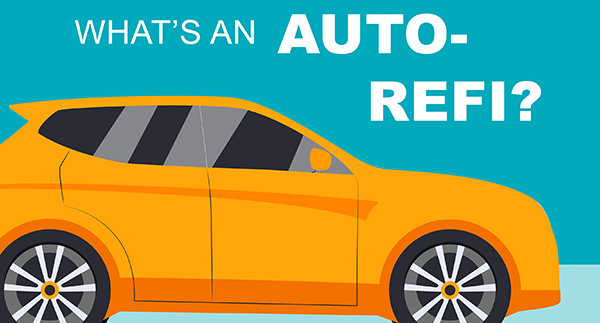 What does refinancing your auto loan mean and how does it work?